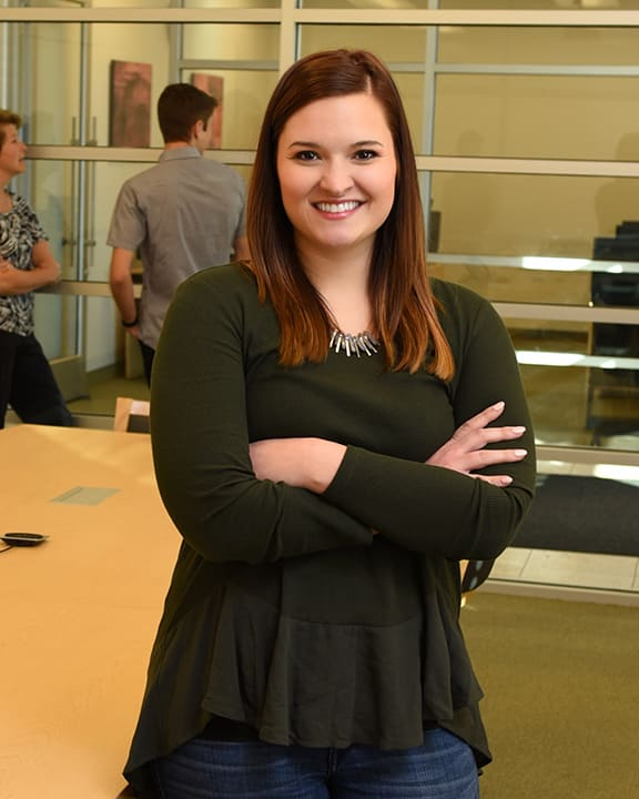 AppCatalyst Client Relations Manager Hannah Burgus